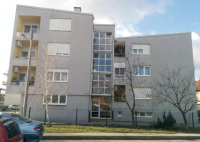 Stambeni objekt 1: Motovunska bb, Zagreb