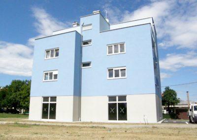 Stambeni objekt 3: Motovunska 24, Zagreb