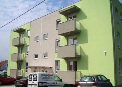 Stambeni objekt 5: Porečka, Zagreb