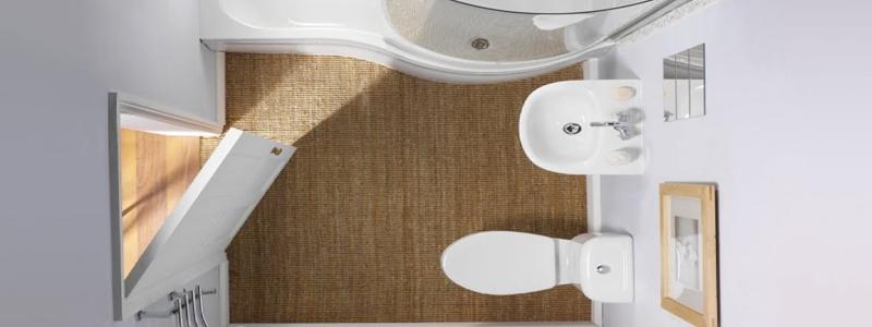 Savjeti za uređenje kupaonice do 4m²