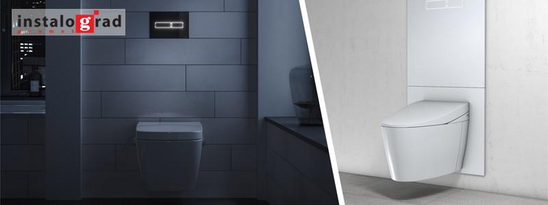 TECElux WC – pregled svih funkcija
